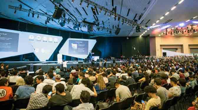 La Campus Party tendrá su debut en la Argentina