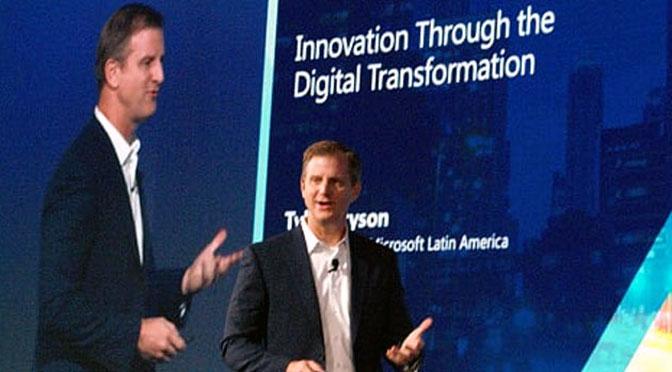 """Microsoft: """"Estamos listos para hacer mucho más en Argentina"""""""