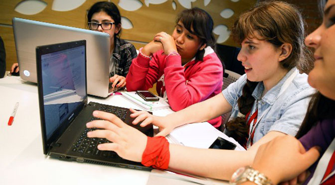 «Chicas en tecnología» realizará la 7° edición de «Programando un mundo mejor»