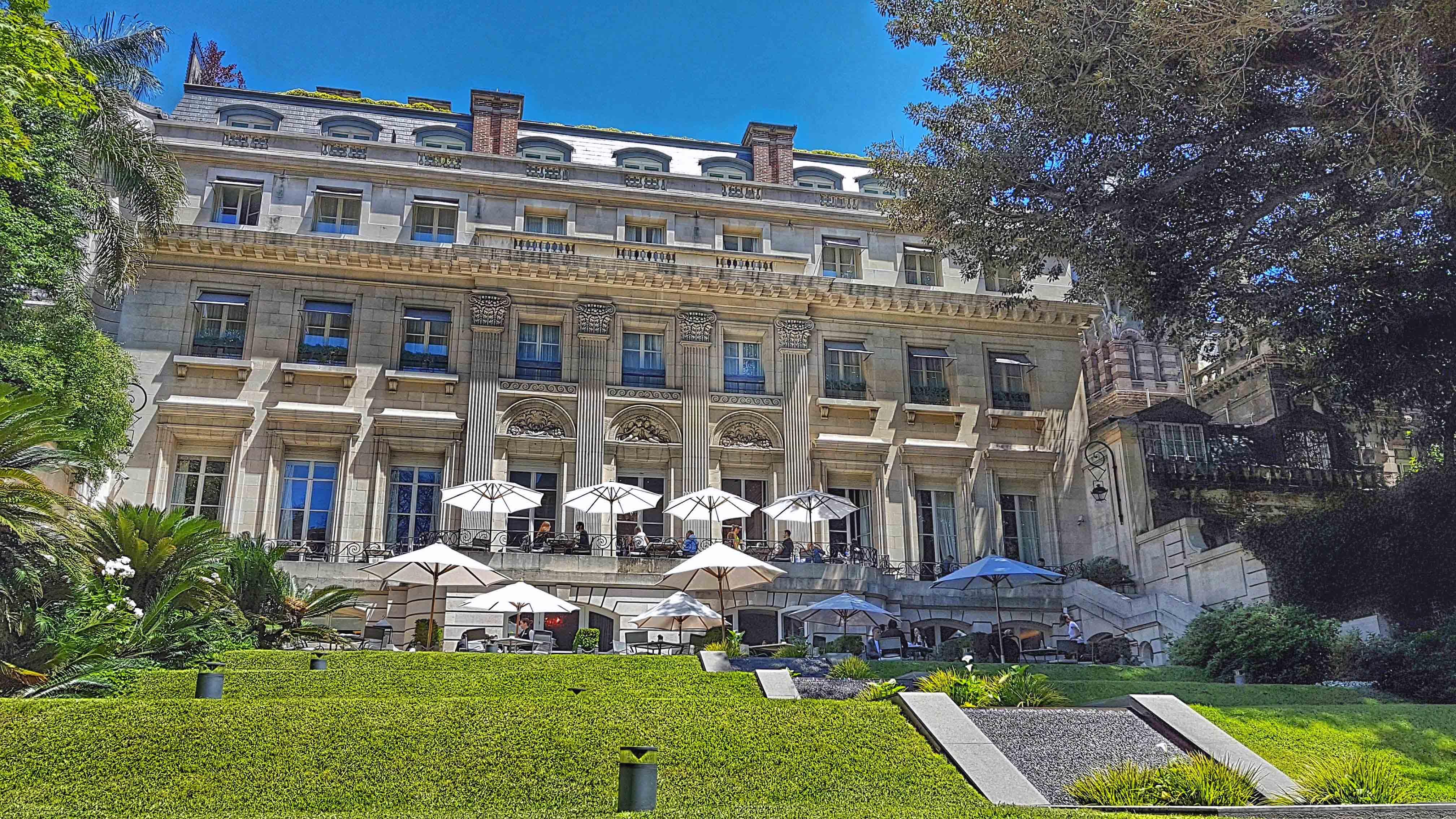 Palacio Duhau Park Hyatt.
