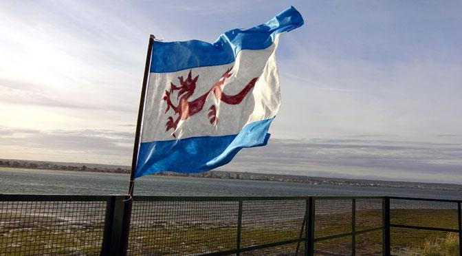 Vacaciones en Chubut con la compañía del viento patagónico