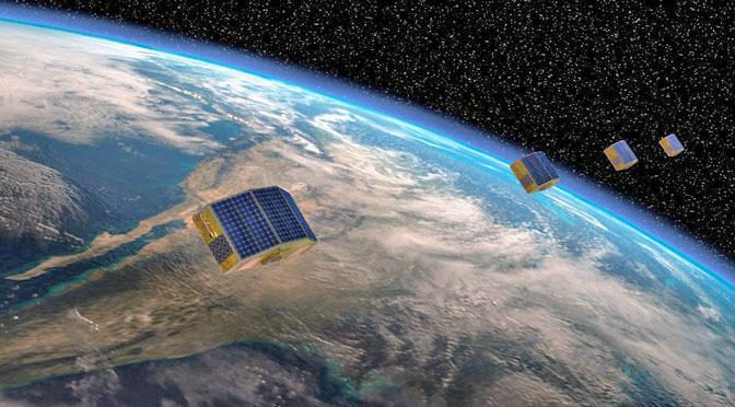 El Gobierno convoca a desarrollar partes nacionales para satélites