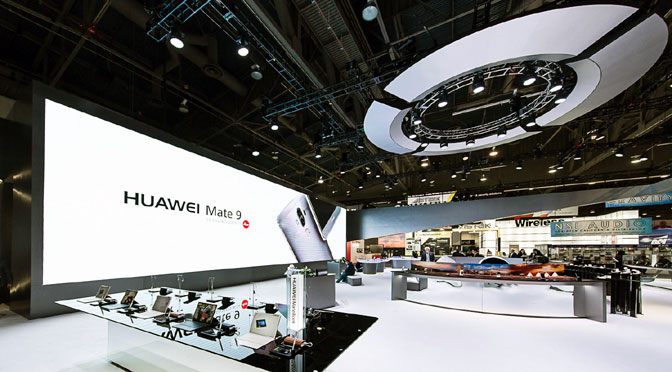 CES 2017: Huawei muestra sus cartas para ganar el negocio de los móviles
