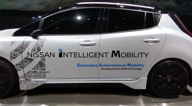 Los autos «inteligentes» y conectados a Internet, los nuevos reyes del CES