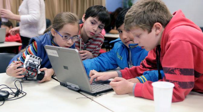 ITBA convoca a un curso de robótica para niños