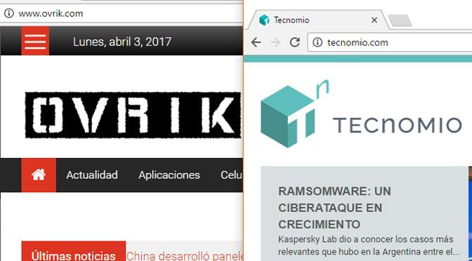 Ovrik y Tecnomio renuevan la prensa tecnológica argentina