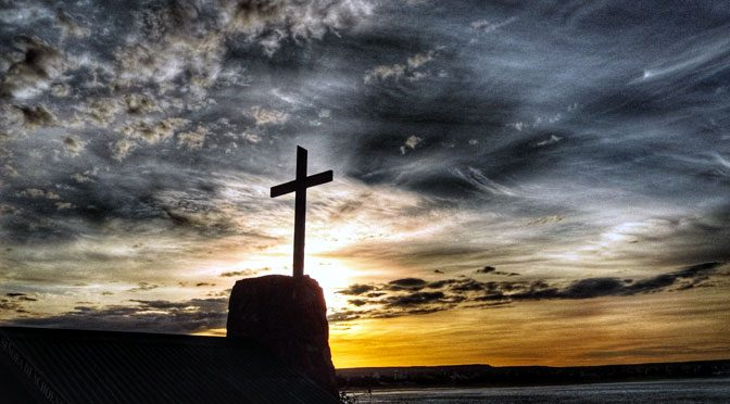 Jesús no murió por mí