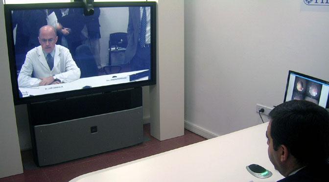 La telemedicina lleva atendidas unas 70.000 consultas a distancia