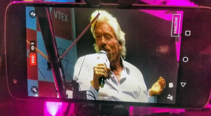 Las seis lecciones de Richard Branson para jóvenes emprendedores