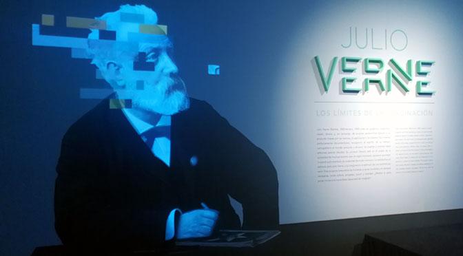 Viaje fascinante por la obra de Julio Verne en la Fundación Telefónica