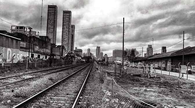Buenos Aires en blanco y negro