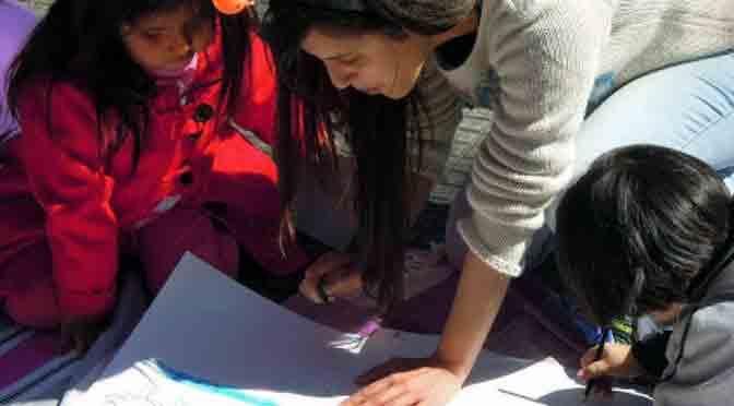 Jornada para niños sobre arte y literatura en Olivos