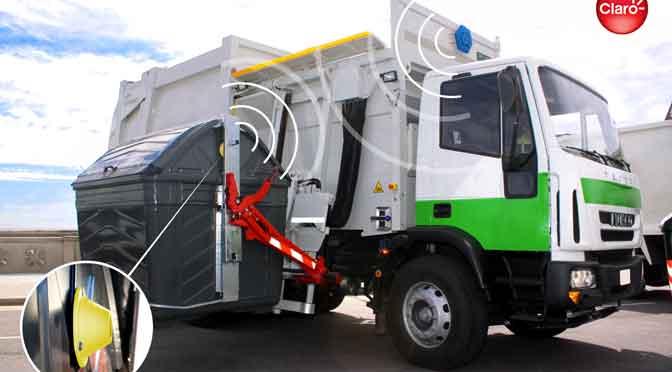 Claro y QuadMinds desarrollan gestión informática de residuos