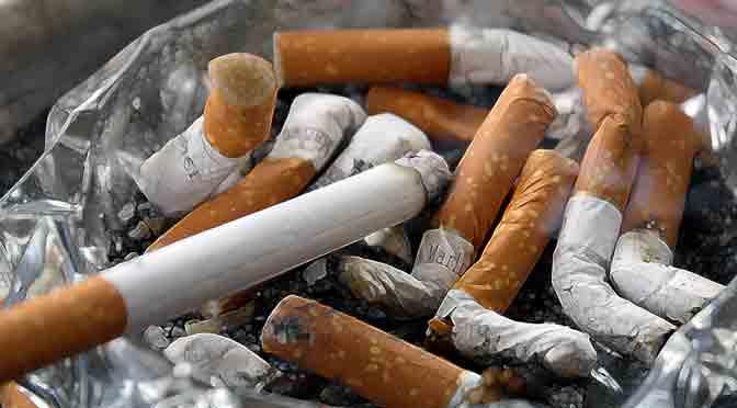 América busca ser libre de humo de tabaco para 2022