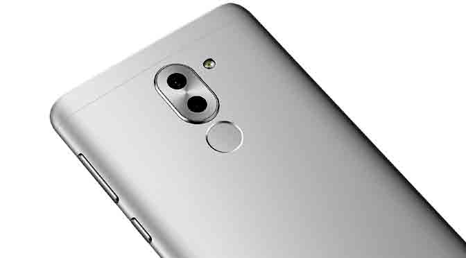 Huawei presentó en la Argentina el Mate 9 Lite