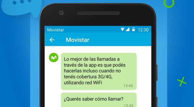 Movistar relanza una aplicación para sus clientes
