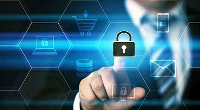 Ciberseguridad Huellas digitales