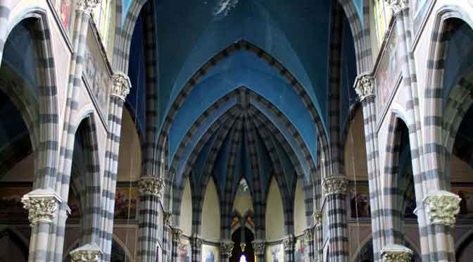 Interior de la Iglesia de los Capuchinos, Córdoba