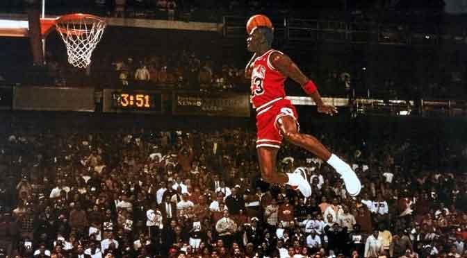 15 recuerdos de Michael Jordan
