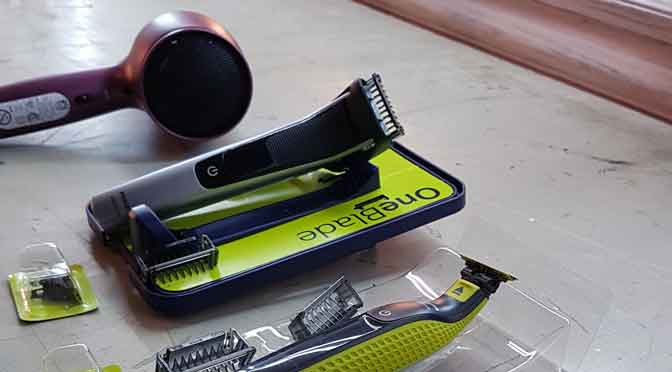 Philips lanza OneBlade, una afeitadora y modeladora de barba