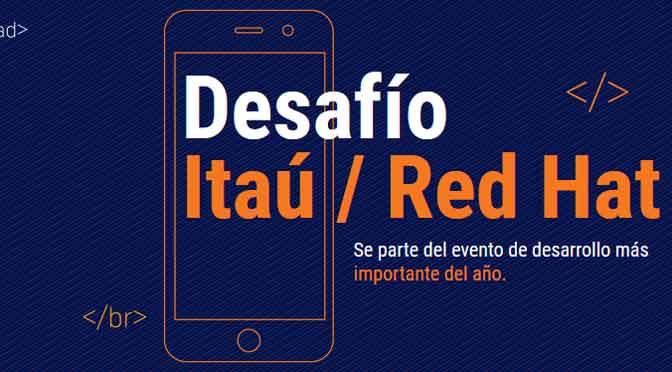 Red Hat y Fundación Itaú lanzan un desafío para promover la inclusión financiera