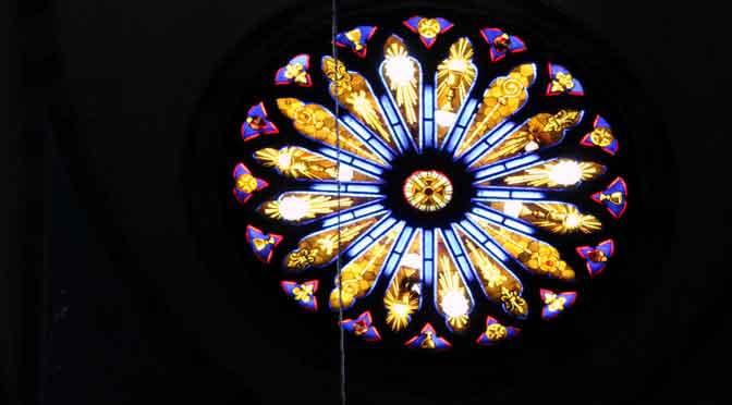 Vitrales de la Iglesia de los Capuchinos, Córdoba