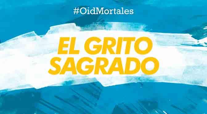 Campaña para que se cante el Himno Nacional completo antes de los partidos de la Argentina