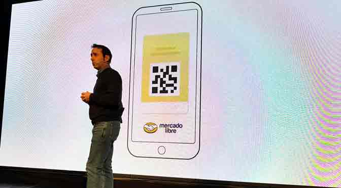 Mercado Libre apuesta por pagos móviles y anuncia una «fintech»