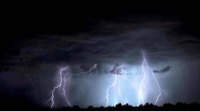 Una tormenta de datos gracias al proyecto RELAMPAGO