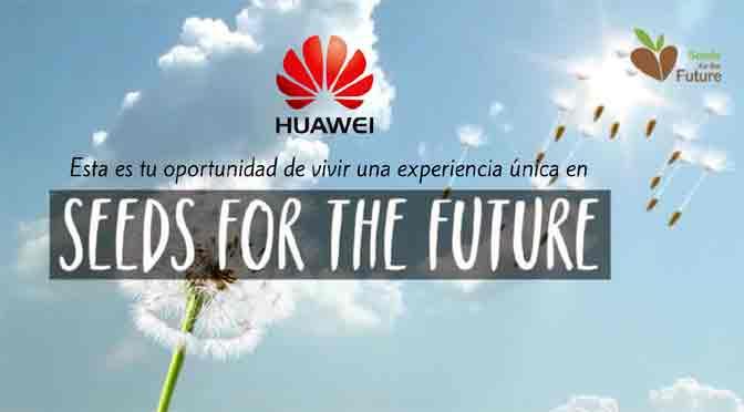Huawei lleva estudiantes argentinos a China