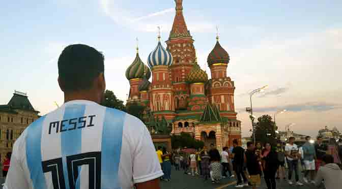 El pasaporte Messi