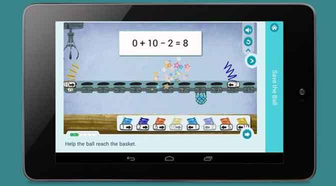 Juegos Matific, una competencia digital de matemáticas en escuelas argentinas