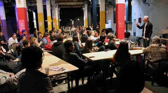 Jeff Jarvis será uno de los expositores de la Media Party Buenos Aires 2018