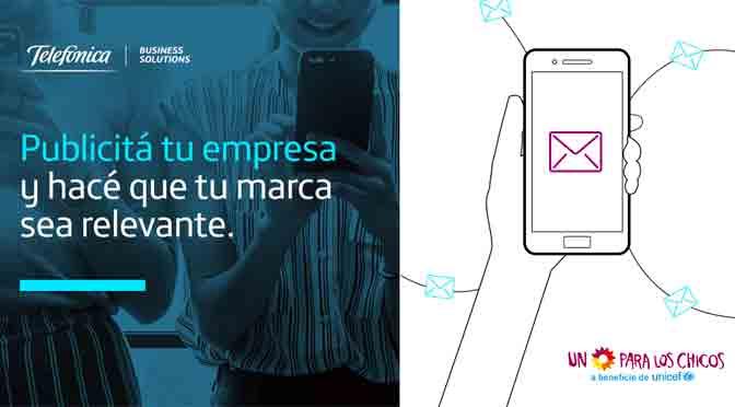 Telefónica Business Solutions facilitó las comunicaciones de «Un sol para los chicos»