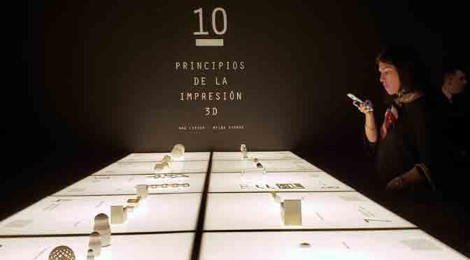 Muestra en Buenos Aires exhibe las posibilidades de la impresión 3D