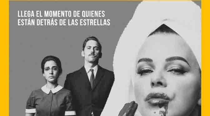 Movistar Series estrena «Arde Madrid» en la Argentina