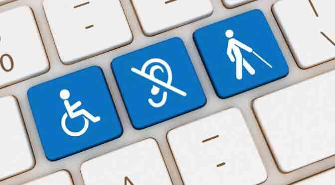 Accesibilidad web para personas con discapacidad