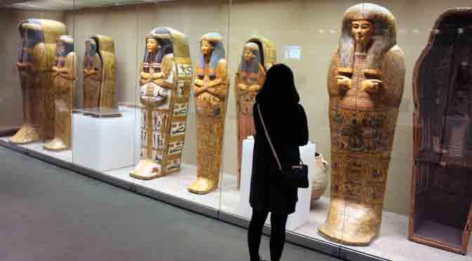 Viaje al Egipto antiguo en el MET de New York en 64 fotografías