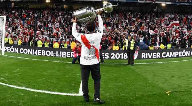 Un lunes inolvidable para los hinchas de River Plate