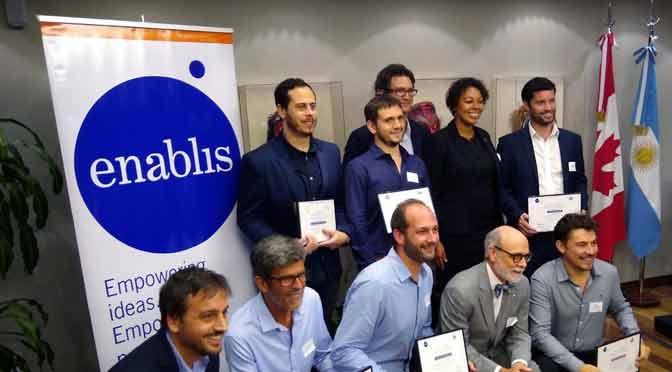 Emprendedores de Enablis Argentina viajarán a Toronto y Montreal