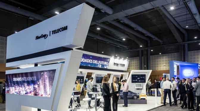 FiberCorp-Telecom participa en Smart City Expo con servicios de Internet de las cosas