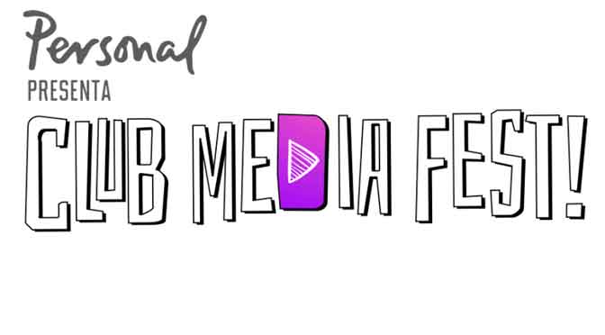 Llega el festival de «youtubers» Club Media Fest de Personal