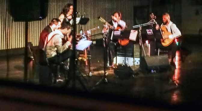 «The cold trip» de Langer, por Lizie Rey y Nuntempe Ensemble en Buenos Aires