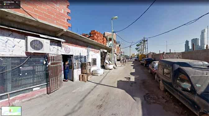 Google suma los barrios La Carbonilla, Rodrigo Bueno e Inflamable en Street View