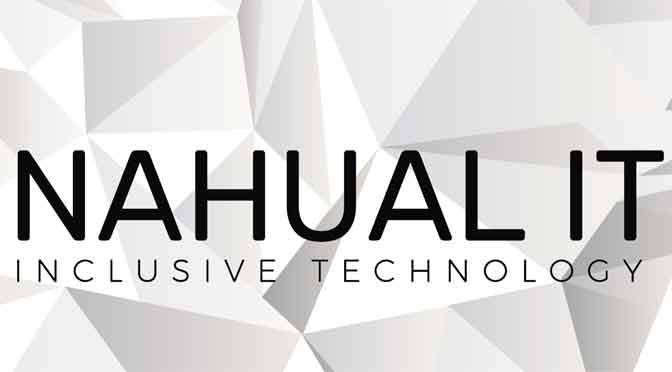 Nahual IT dicta un curso de pruebas de software para personas con discapacidad visual