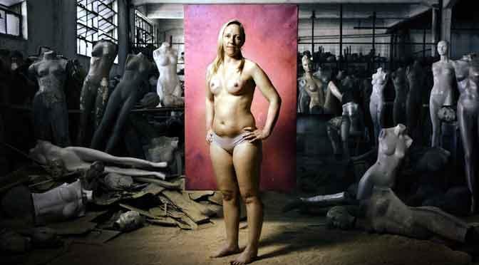 Muestra de retratos fotográficos de mujeres que se tatuaron luego de superar el cáncer