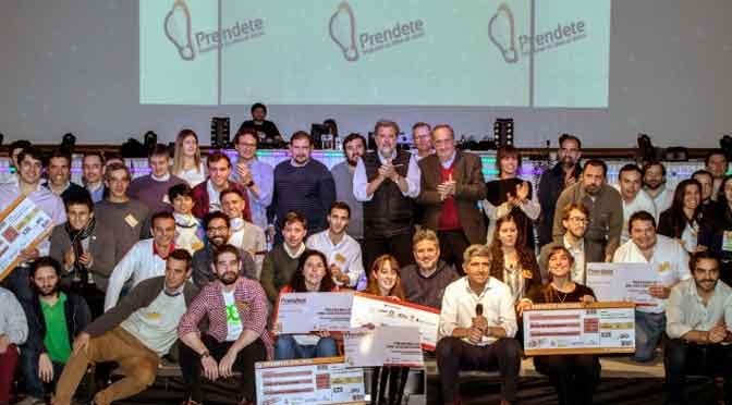 El concurso Prendete! premia a proyectos de salud y tecnología