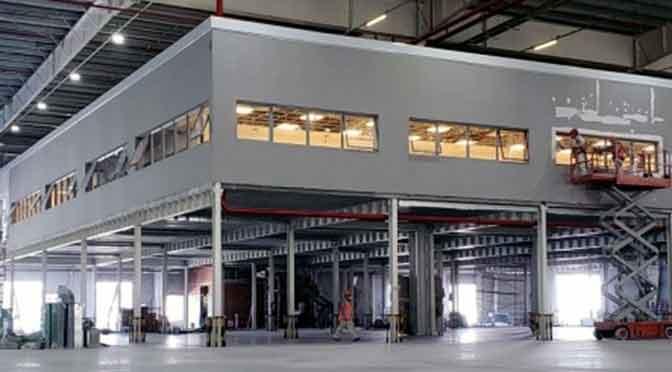 ABB invierte u$s9 M en planta industrial en Esteban Echeverría