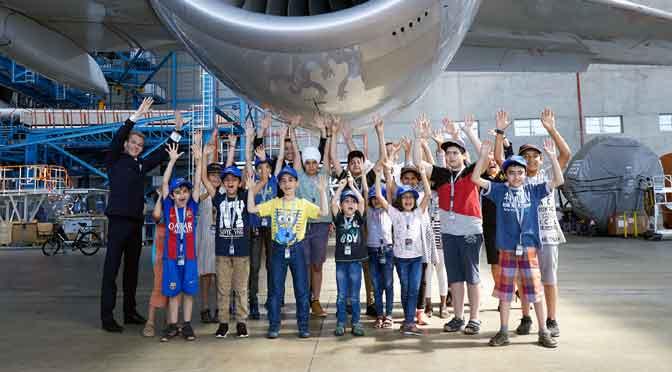 Help Alliance, la organización de ayuda social de Lufthansa, cumple 20 años