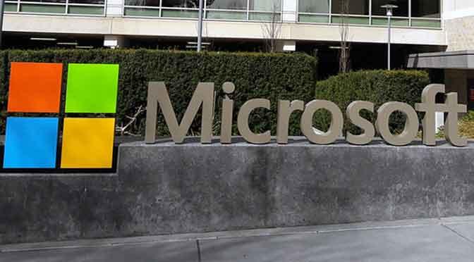 Consejos de Microsoft para captar atención de grandes tecnológicas